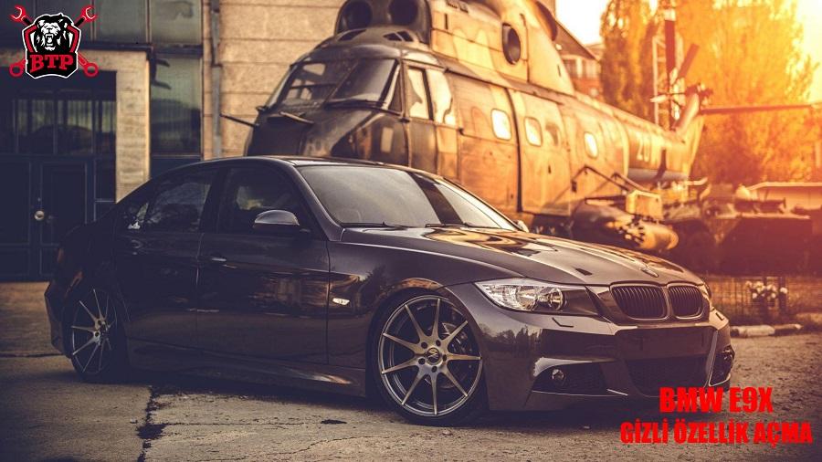 BMW E9x Gizli Özellik Açma
