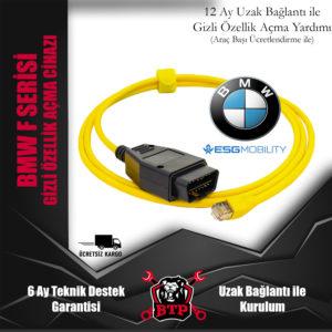 BMW F serisi Gizli Özellik Açma Cihazı